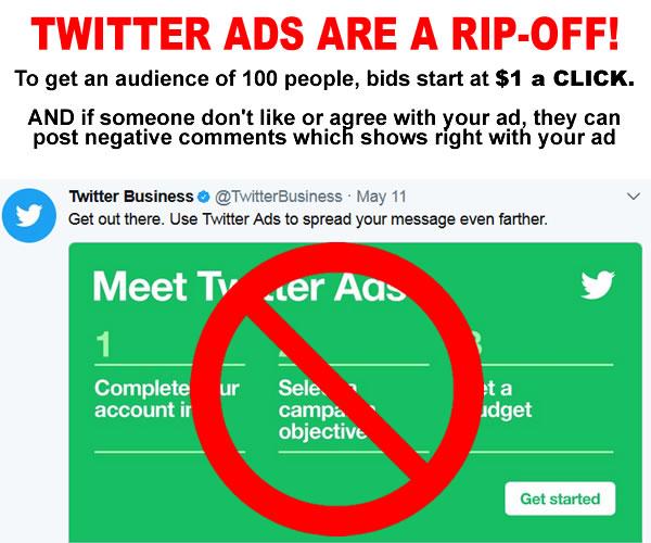 Twitter Ads Suck